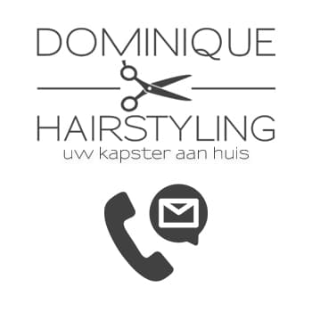 Dominique Hairstyling thuiskapper / thuiskapster in Almere - Neem contact op!